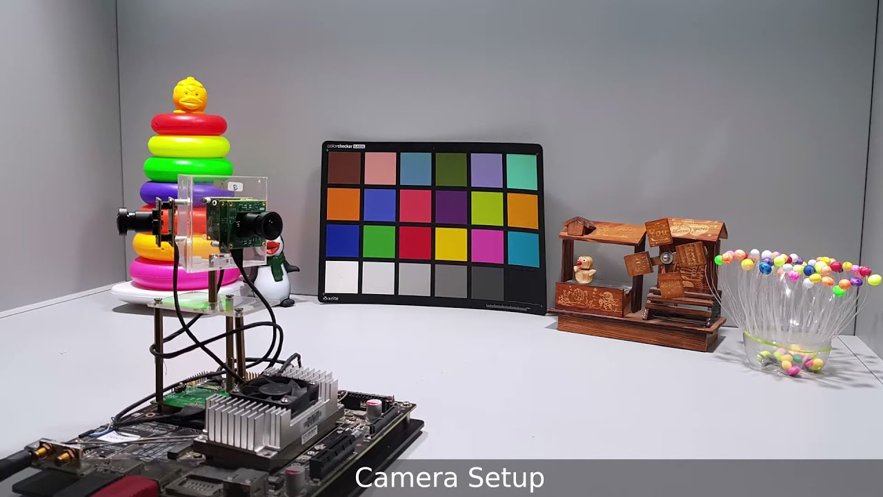 Multiple camera solution for NVIDIA® Jetson TX1/TX2 - Getting started demo  | e-con Systems