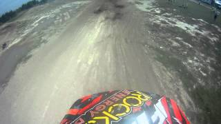 CMX Race at Hiawatha MX Track