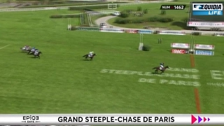 Grand Steeple-Chase de Paris 2017 - Auteuil
