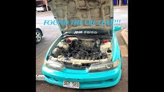 B20 VTEC!!! Head Removal & Oil Leak Fixed