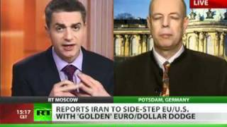 .Gold Real reason For US Embargo of Iran