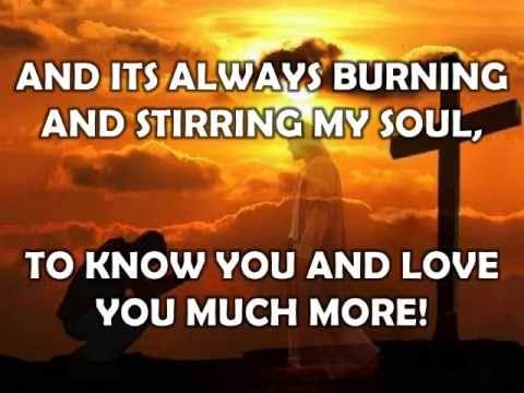 Your Love is Like a River w/lyrics By Third Day