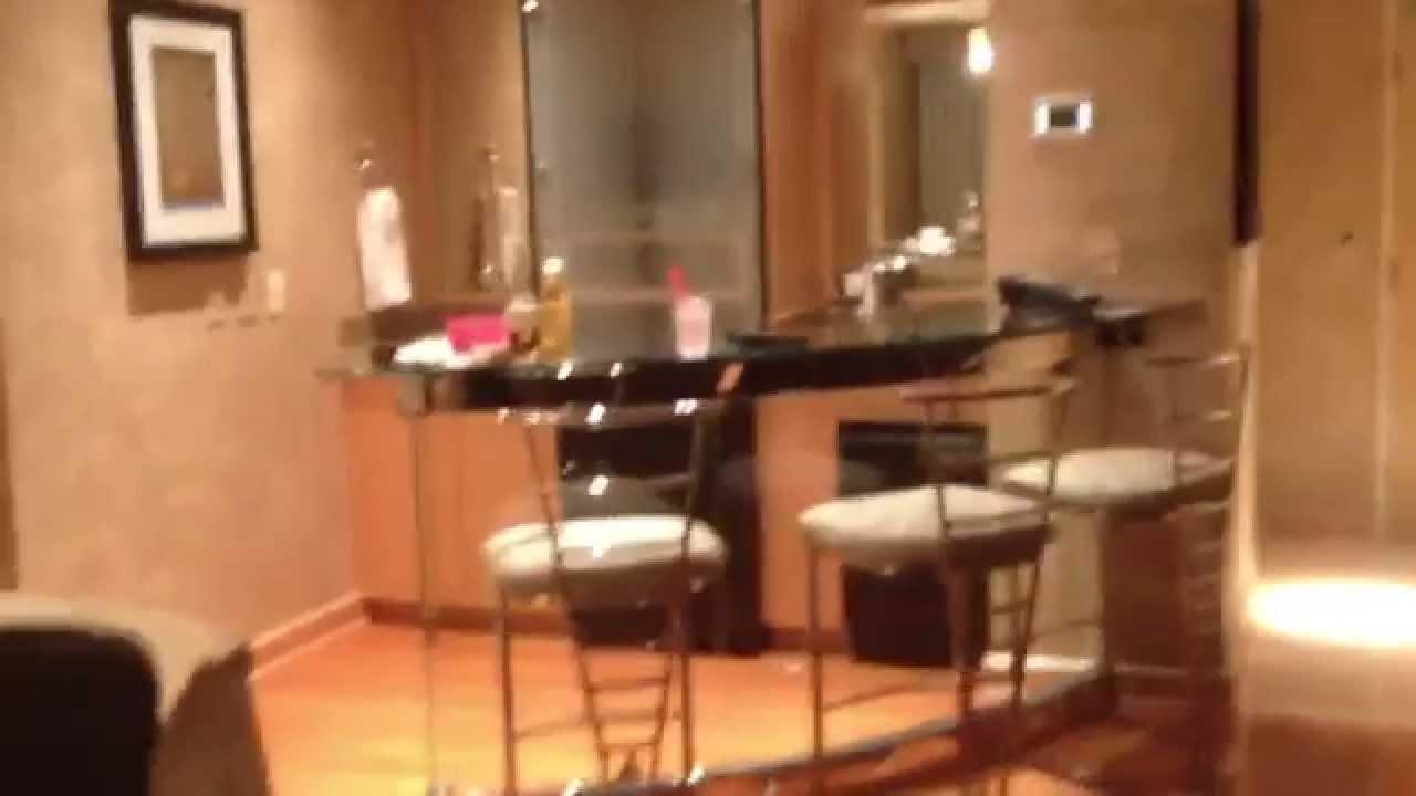One Bedroom Suites Las Vegas Nyny Las Vegas One Bedroom Suite Youtube