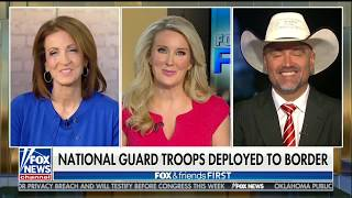 Extreme Vetting Should Happen at the Boarder • Fox & Friends First