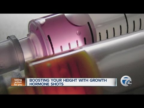 Boosting Your Height With Growth Hormone