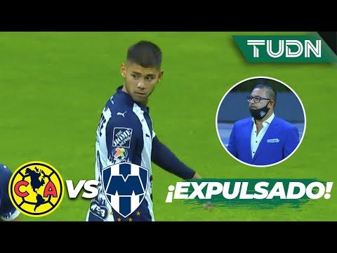 ¡INSÓLITO! El hijo del 'Turco' Mohamed debuta y es EXPULSADO!   Guard1anes 2020 Liga BBVA MX   TUDN