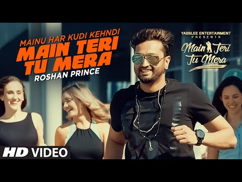 Roshan Prince | Main Teri Tu Mera | Millind Gaba | Happy Raikoti | Latest Punjabi Movie 2016