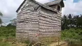 Rumah walet sederhana
