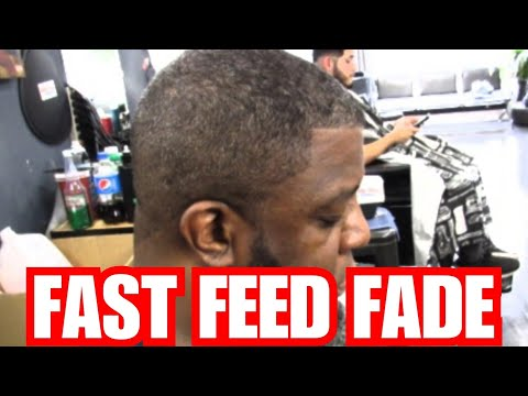 HOW TO FADE WITH OSTER FAST FEED |FADE in FULL *Haircut Tutorial*