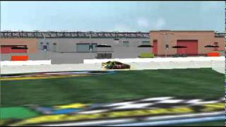 Kyle Busch Gets Penalized - AAA Texas 500 - UNCENSORED AUDIO