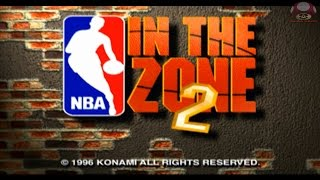 NBA In the Zone 2 (Playstation): Intro