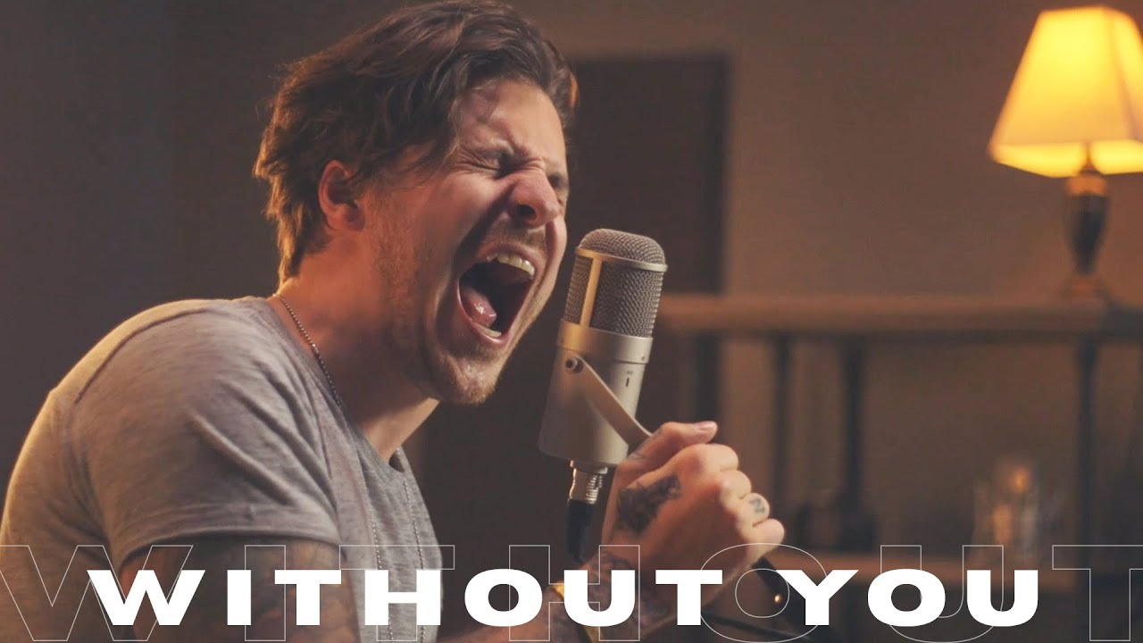 The Kid LAROI - WITHOUT YOU (Rock Cover by Our Last Night)