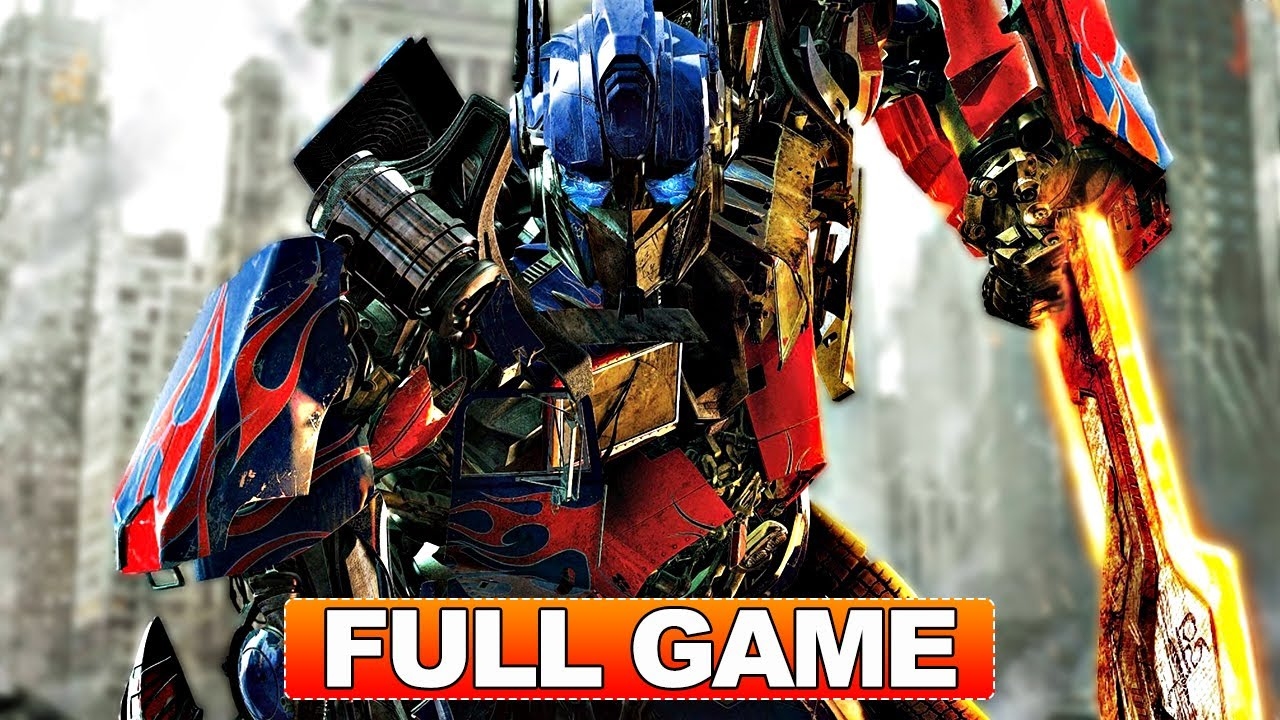 TRANSFORMERS DARK OF THE MOON Gameplay Walkthrough Part 1 FULL GAME (2011) No Commentary