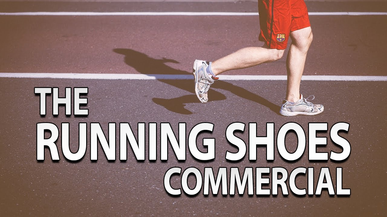 The Running Shoes Commercial Ads | 15 Seconds Advertisement