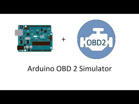 Arduino OBD Simulator