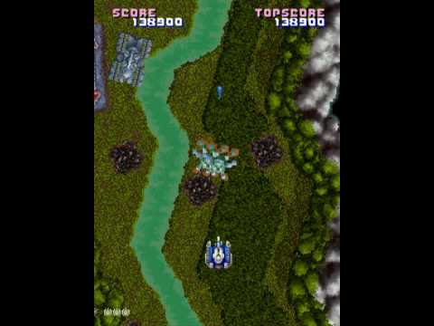 Assault arcade stages 1,2,3,4,5
