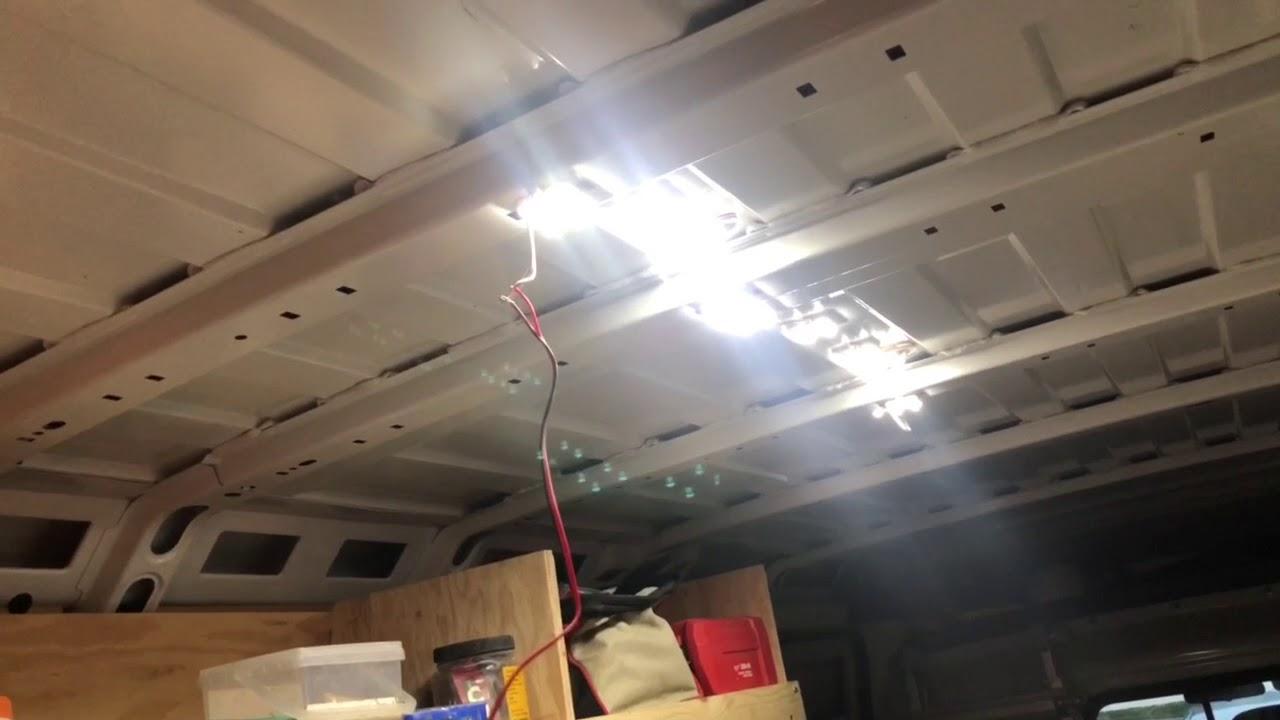 Led Lights For Cargo Van