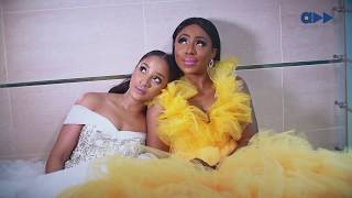 The Cover- Nollywood's  Finest, Dakore Egbuson- Akande & Adesua Etomi-Wellington
