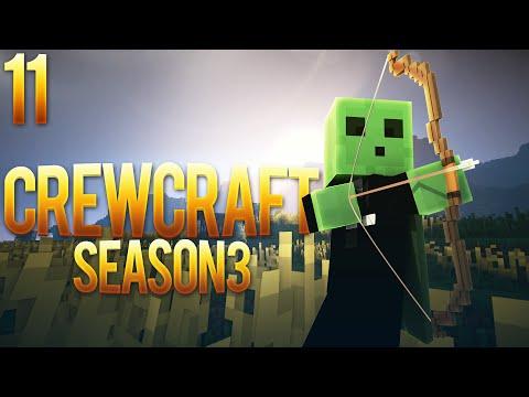 Crewcraft - Lucky or Unlucky?! (Season 3, Episode 11)