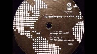 3MB featuring Magic Juan Atkins - Bassmental (1992)