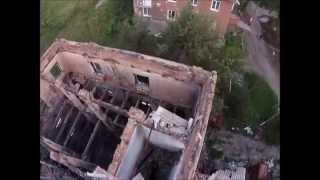 Славянск, Семеновка после российских оккупантов Донецкая область Донбасс Украина Война