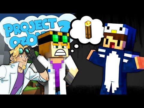 Minecraft Project Ozone 3 – GO DEEP #41
