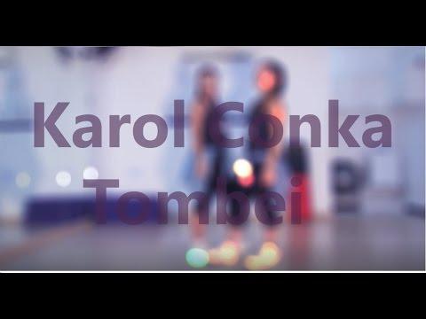 TOMBEI - karol Conka  Coreografia Studio Arte em Movimento