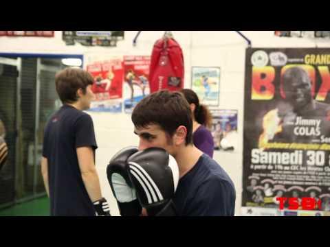 J'irai boxer chez vous ! Avia Club/Issy-les-Moulineaux