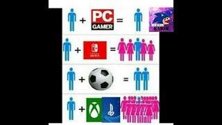 Memes de Videojuegos #62 Solo los Gamers lo Entenderán
