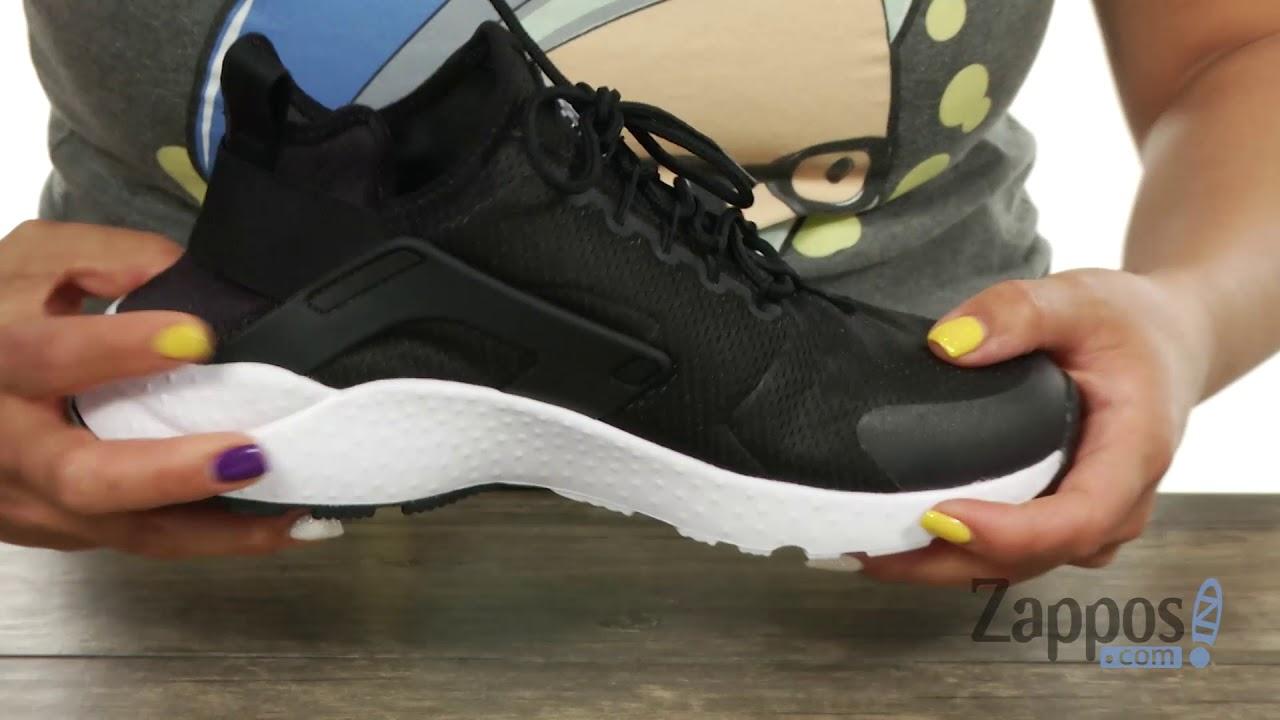 e404c2ccf41f Nike Air Huarache Run Ultra SKU  8619069 - YouTube