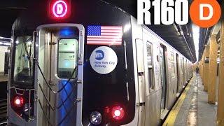 ⁴ᴷ R160 D Train Action