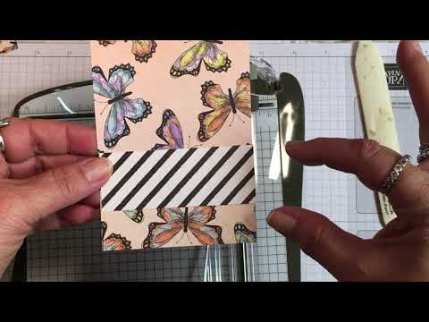 Cardmaking 101: Simple Cardmaking Idea