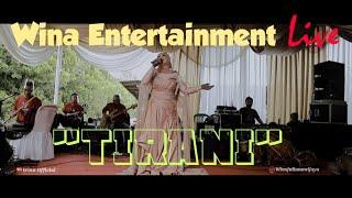 Wina Entertainment live TIRANI