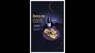 Raviolone harmonizado com o Hidromel Vinbero da Yggdrasill - Mês das Massas com Hidromel
