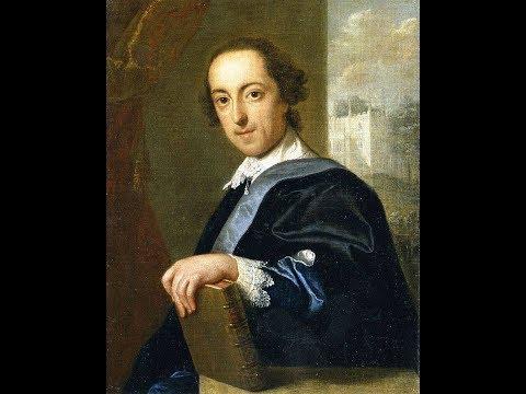 Horace Walpole (1717-1797) Art historian