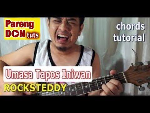 Umasa Tapos Iniwan - Chords Guitar Tutorial (UTI Rocksteddy Band)