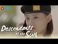 Descendants Of The Sun - EP5   Kim Ji Won Gets Caught Reporting On Jin Goo [Eng Sub]