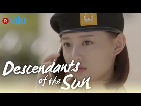 Descendants of the Sun - EP5 | Kim Ji Won Gets Caught Reporting On Jin Goo [Eng Sub]