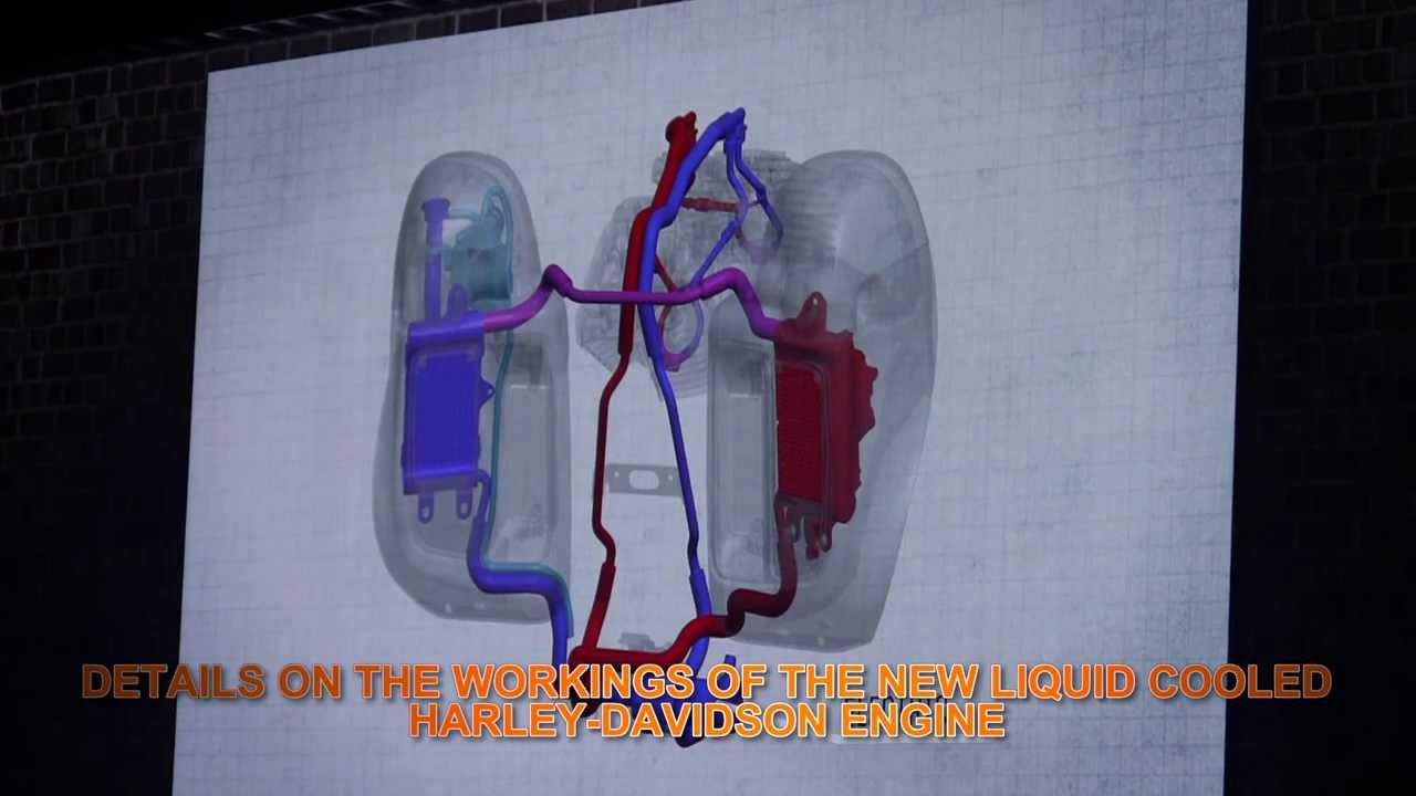 harley davidson liquid cooled engine new 2014 motorcycles models [ 1280 x 720 Pixel ]
