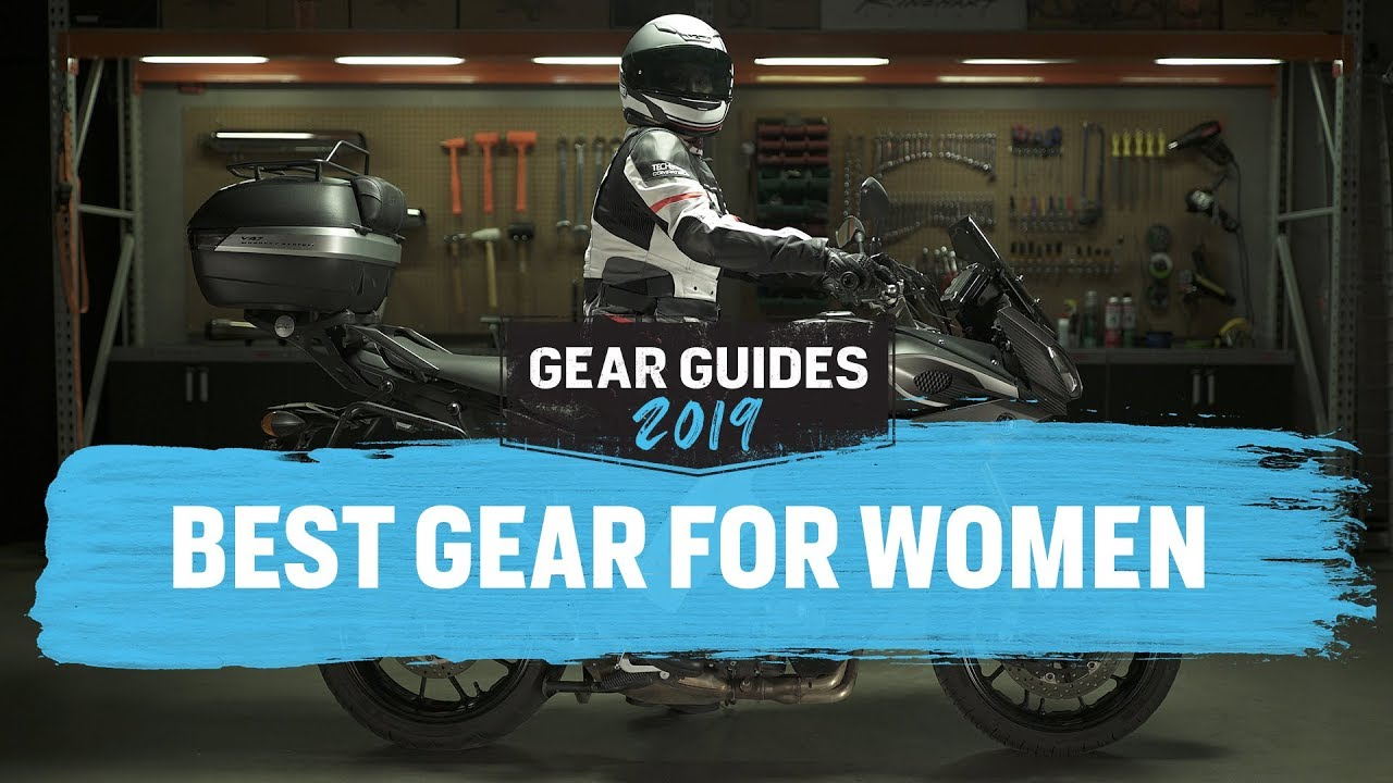 Women S Motorcycle Gear The Best Brands Protective Armor