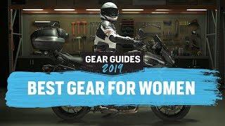 Best Motorcycle Gear For Women 2019