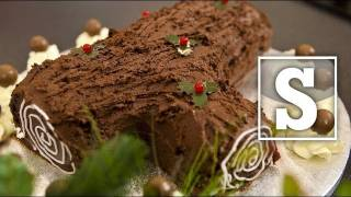 CHRISTMAS YULE LOG RECIPE - SORTED