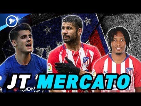 L'Atlético lance un dégraissage d'envergure | Journal du Mercato