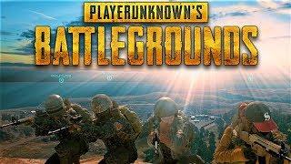 PUBG/Playerunknown's Battlegrounds:  Maybe Scrub Squad Isn't So Scrub?