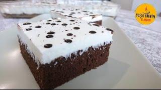 GERÇEK AĞLAYAN KEK-Ağlayan Kek Nasıl Yapılır-KEK TARİFLERİ