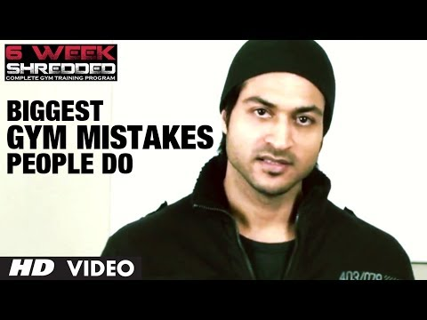 Biggest Gym Mistakes People Do | Health and Fitness Tips | Guru Mann | Workout Tips
