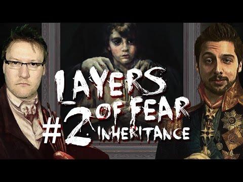 Layers Of Fear: Inheritance - #2 - DLC-Gameplay - Horror - German / Deutsch