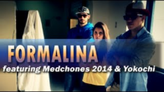 Formalina Ft. Medchones 2014 & Dr. Torrez (Parodia Adrenalina)