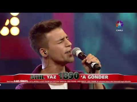 Anıl Durmuş 'Unutamam' - (O Ses Türkiye - Çeyrek Final) | 6 Ocak 2014