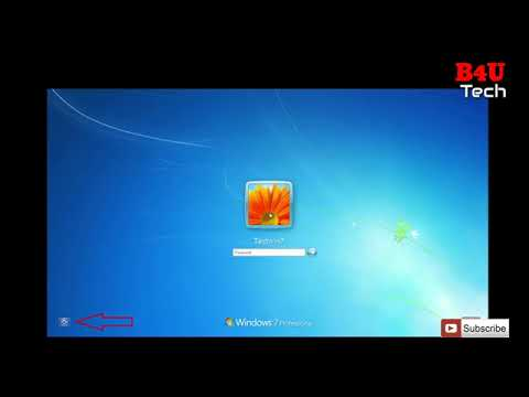 Reset Administrator Password Of Windows 7 8 10    2017